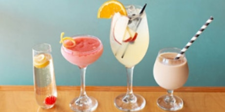 Online Class: Sensational Spring Cocktails tickets