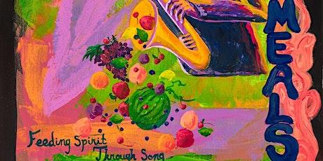 "Strawberry Moon Music For Meals ""Feeding Spirit Through Song"" Garden Party tickets"