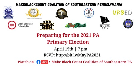 Preparing for the 2021 PA Primary Election tickets