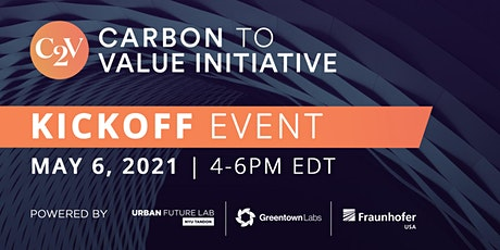 Carbon to Value Initiative Kickoff tickets