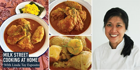 Cooking at Home with Linda Tay Esposito: Malaysia's Nyonya Cuisine tickets