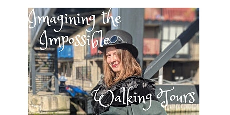 Imagining the Impossible: Walking Tours of Paddington Basin tickets