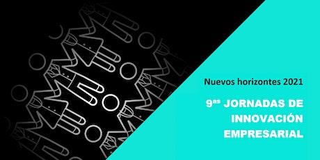 9as Jornadas de Innovación Empresarial boletos