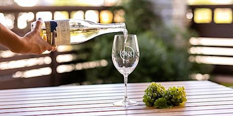 ONX Wine Tasting tickets