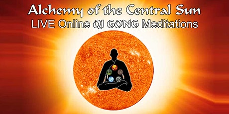 Alchemy of the Central Sun - LIVE Online Meditation Course tickets