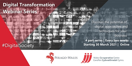 Digital Transformation Webinars tickets