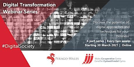 Digital Transformation Webinars Tickets