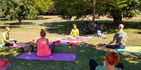 Outdoor Yoga and Meditation - Saturday Mornings - Queens Park - 10-11.15am tickets