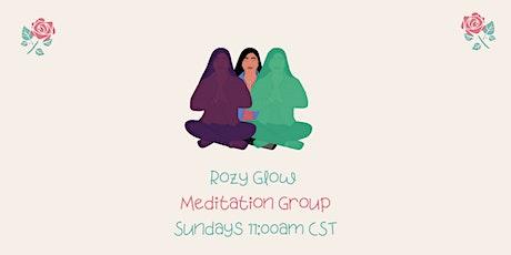 Rozy Glow Meditation Group tickets