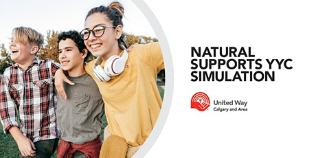 Natural Supports YYC - Mental Health & Wellness Simulation tickets