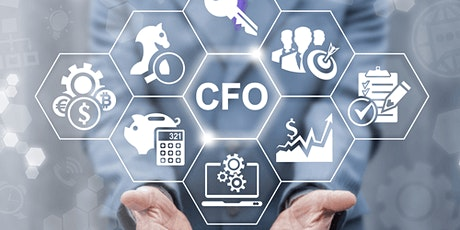 Formação de CFO | Chief Financial Officer bilhetes