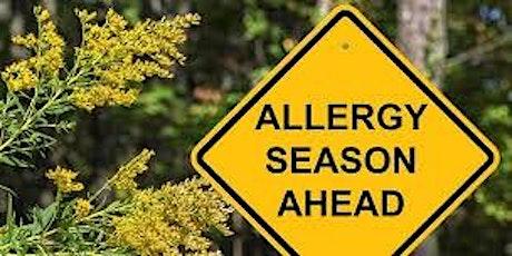 Seasonal Allergies tickets