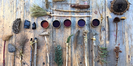 Youth Earth Art Series: Wildcrafted Paint, Ink & Tools with Andrea Merredew tickets