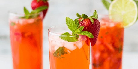 Online Class: Seasonal Spring Cocktail Party tickets