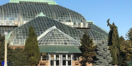 Lincoln Park Conservatory - 4/16 timed admission tickets tickets