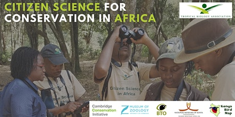Citizen Science for Conservation in Africa (CISCA) tickets