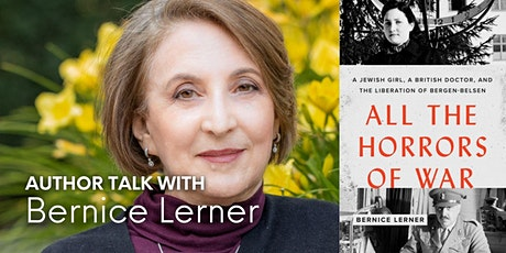 Humans of the Holocaust: Conversation with Bernice Lerner tickets