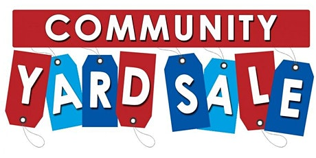 Gladden Farms Community Yard Sale tickets
