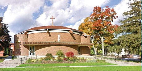 Sacred Heart Church Uxbridge -  Registration for Weekend Mass - April 2021 tickets