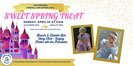 A Sweet Spring Treat tickets