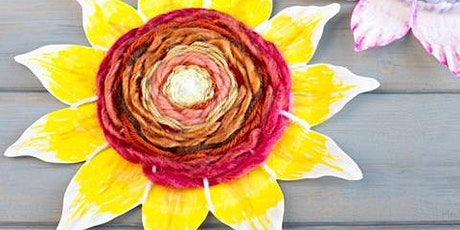 Creative Family Workshop: Floral Weavings tickets