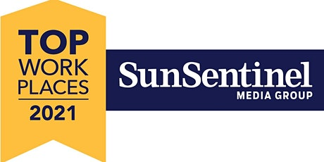 Sun Sentinel Top Workplaces Virtual Celebration 2021 tickets