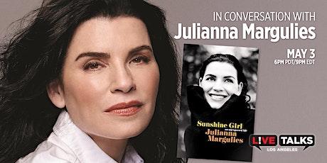 An Evening with Julianna Margulies tickets