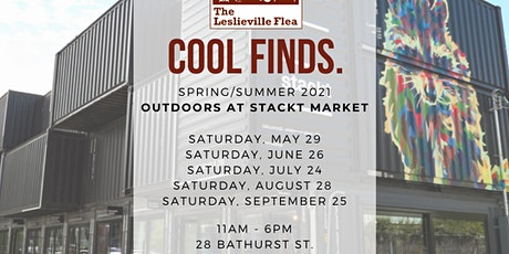 The Leslieville Flea billets