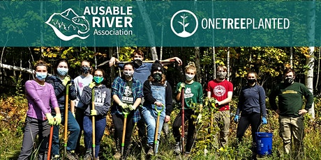 Earth Month in Wilmington, New York: Restoration with One Tree Planted! tickets