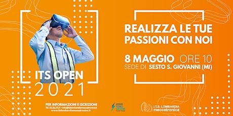 ITS OPEN 2021 - Focus sulla sede di Sesto San Giovanni (MI) biglietti