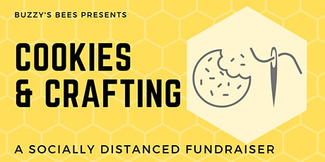 Cookies & Crafting tickets