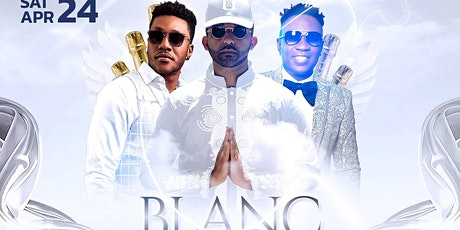 "BLANC ""The All White Champagne Party"" tickets"