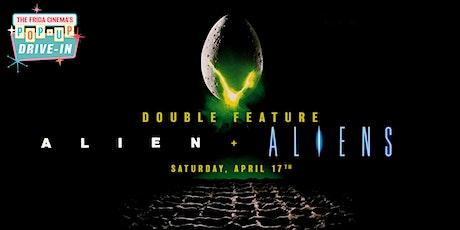 Alien + Aliens - The Frida Cinema Pop-Up Drive-In tickets