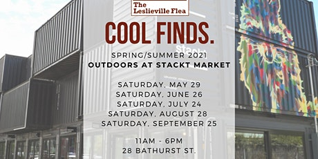 The Leslieville Flea tickets