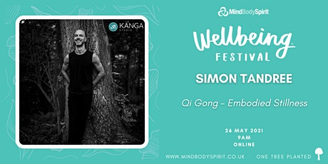 Simon Tandree - Qi Gong: Embodied Stillness tickets