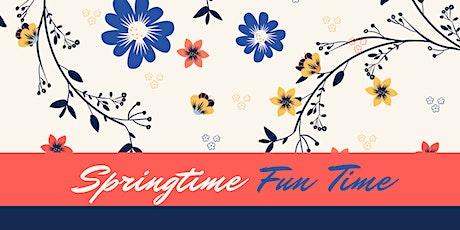 Springtime Fun Event! Evento de Primavera! boletos