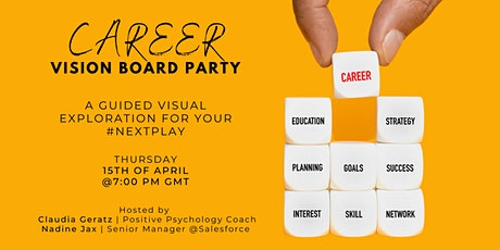 Career Vision Board Party tickets