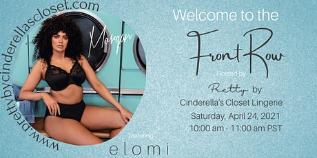 "Pretty by Cinderella's Closet presents ""Front Row"" featuring Eveden Inc tickets"