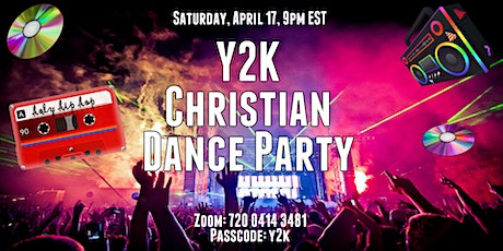 Y2K Christian Dance Party tickets