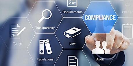 Governança, Inovação, Controles e Auditorias em Ambiente de Compliance ingressos