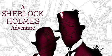 Featuring A Sherlock Holmes Adventure - The Three Locks by Bonnie Macbird tickets