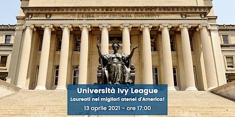 Università Ivy League: laureati nei migliori atenei d'America! biglietti