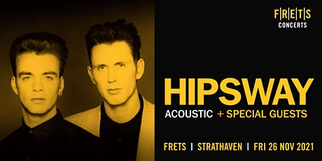 HIPSWAY - acoustic performance tickets