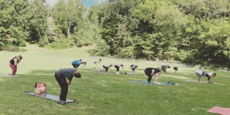 Westview Outdoor Yoga in Bronx Field with Natalie tickets