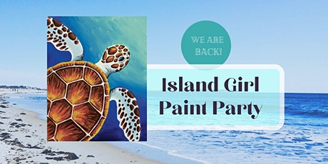 Island Girl Paint Party at Scuttlebutt Taproom tickets