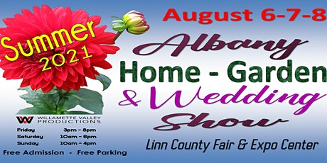 Albany Home, Garden & Wedding Show tickets
