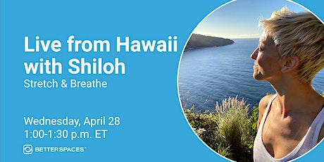 Live From Hawaii: Stretch & Breathe tickets