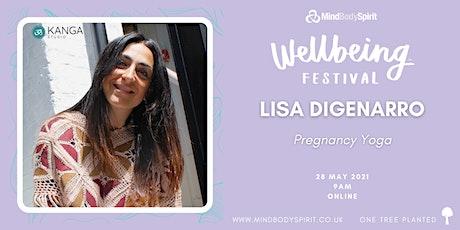 Lisa DiGenarro - Pregnancy Yoga tickets