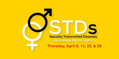STD AWARENESS MONTH: YOUTH WORKSHOP SERIES tickets