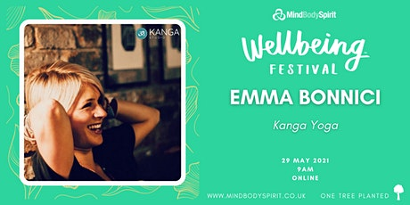 Emma Bonnici - Kanga Yoga tickets